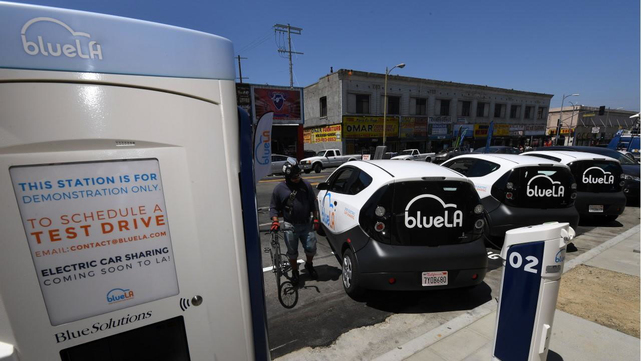Study: Electric cars will mean more pollution, not less