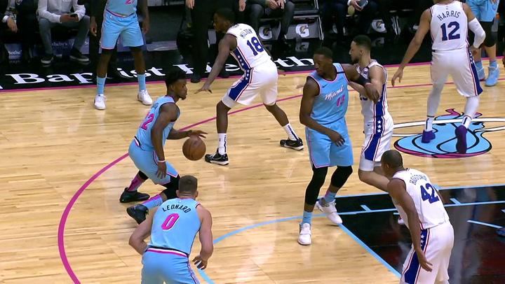 El resumen de la jornada de la NBA del 3 de febrero 2020