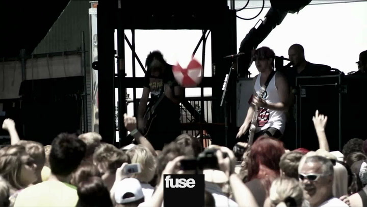 Festivals: Warped Tour: Yellowcard Tour Stories