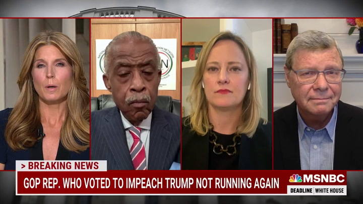 MSNBC's Wallace: Trump Is a 'Fan' of Political Violence