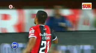Roger Rojas vuelve a anotar con Alajuelense en Costa Rica