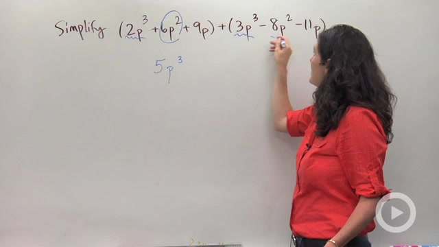 Adding and Subtracting Polynomials - Problem 1