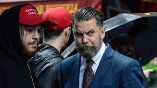 Twitter bans CRTV host Gavin McInnes, Proud Boys as 'violent extremist'