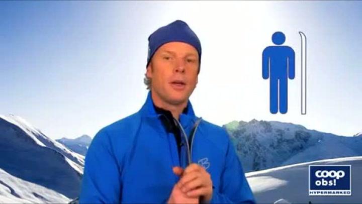 Bjørn Dæhlis skitips: Hvordan velge korrekt skilengde