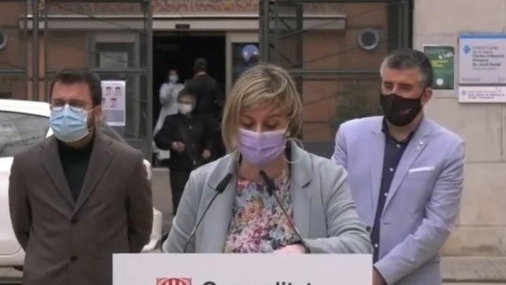 Catalunya prorroga las restricciones y flexibiliza las extraescolares
