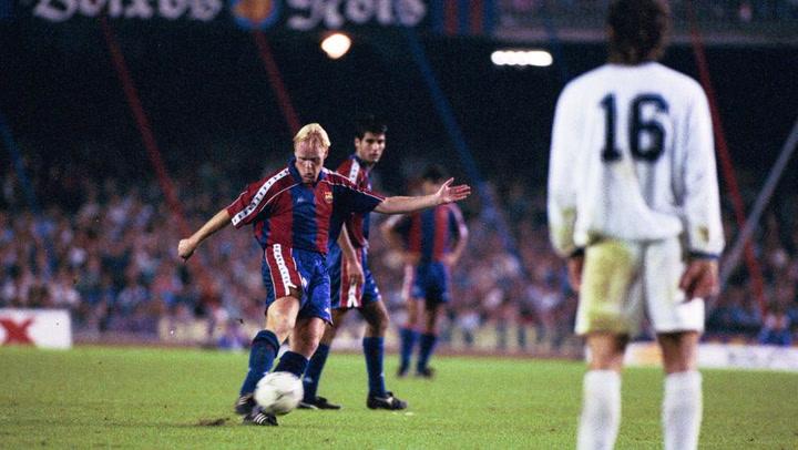 Champions League 1993/94: FC Barcelona 4 - Dinamo Kiev 1