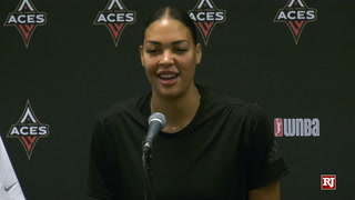 Aces Liz Cambage On Joining Team, Her career – VIDEO
