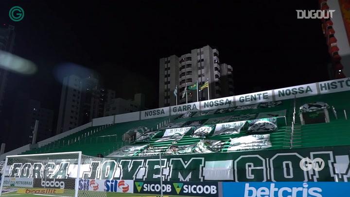 Behind the scenes of Goiás' victory vs Atlético-GO