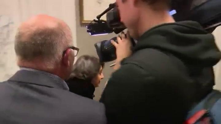 Kamer praat over mogelijke vervolging fractievoorzitter
