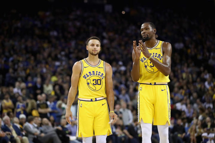 Nets GM: 'We have far too much invested' to rush Kevin Durant back into game action