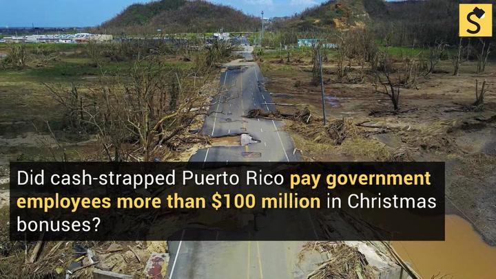Puerto Rico Bonuses