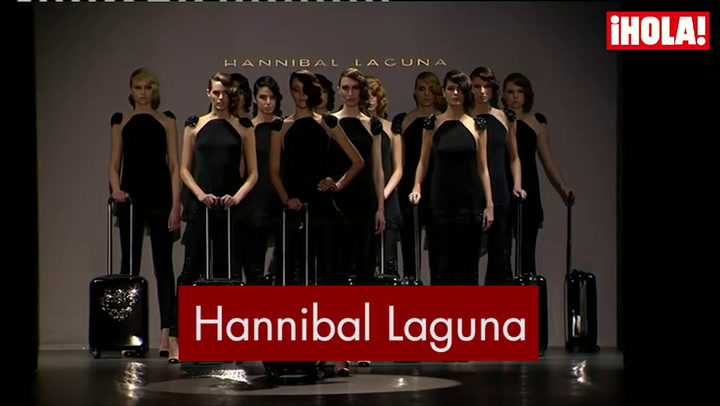 Fashion Week Madrid Otoño-Invierno 2015-16: Hannibal Laguna
