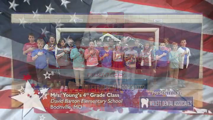 David Barton Elementary School - Mrs. Young - 4th Grade
