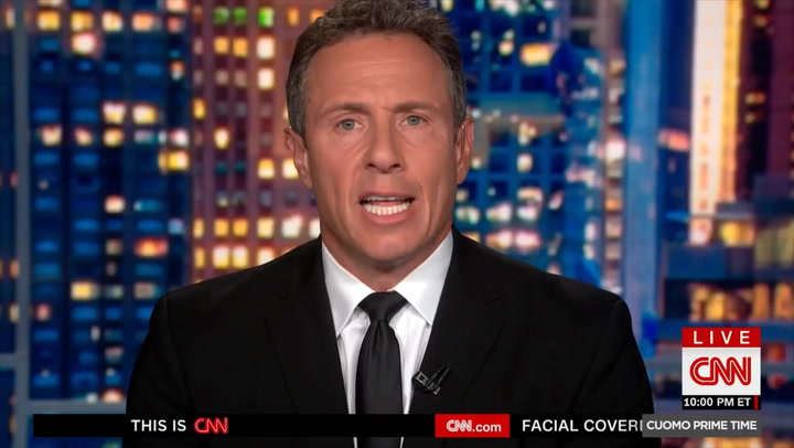 CNN's Cuomo: GOP 'Too Concerned with the Wuhan Lab Story' to Care About Trump DOJ Surveilling Dems