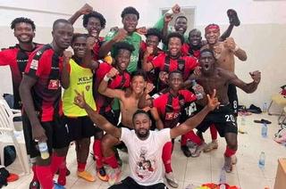 Bryan Moya cierra pretemporada con el Primeiro de Agosto de Angola anotando goles