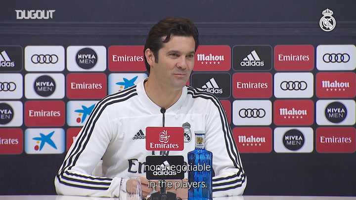 Solari Wants To Close Gap At Top