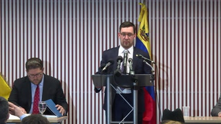 Once diplomáticos de Venezuela en EEUU apoyan a Guaidó
