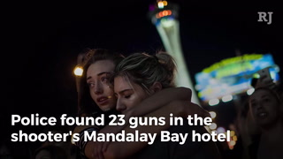 Here's what we know about the Las Vegas Strip shooting
