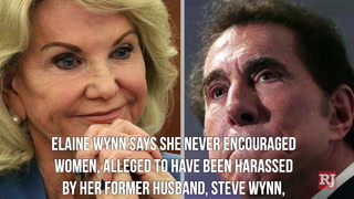 New allegations involved Steve, Elaine Wynn – VIDEO