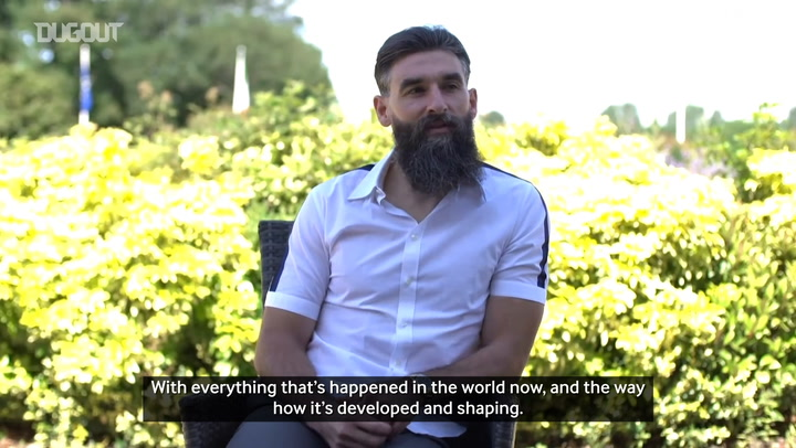 Crystal Palace legend Mile Jedinak reveals why he's decided to retire