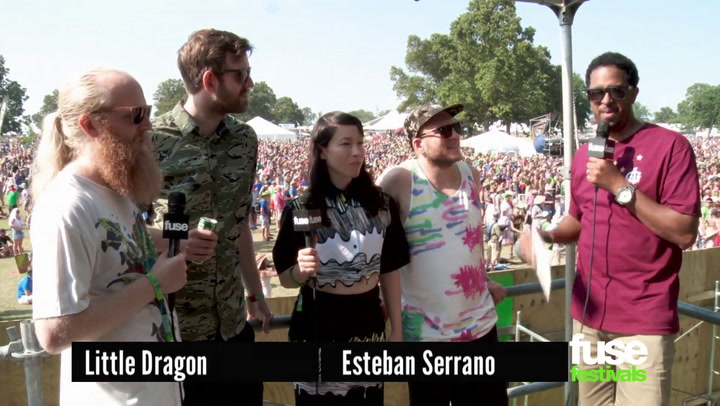 Bonnaroo 2014: Little Dragon on Their Slow and Steady Rise