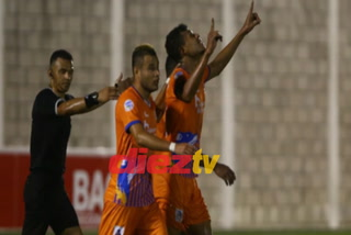 El 'súper' Juticalpa no puede ante UPN y encaja segunda derrota en el Clausura