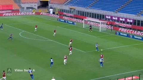 Milan 3- 1 Parma (Serie A)