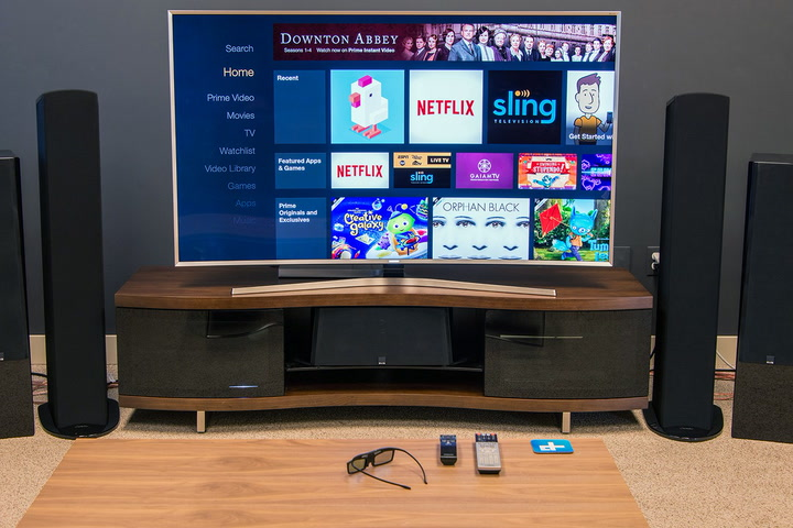 samsung tv 8 series. samsung un65js9500 review \u0026#038; tv 8 series