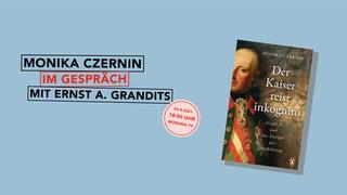 "Thumbnail von Monika Czernin LIVE - ""Der Kaiser reist inkognito"""