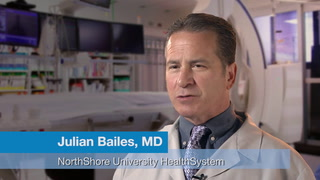 Dr. Bailes discusses the NorthShore Brain & Spine Tumor Program.