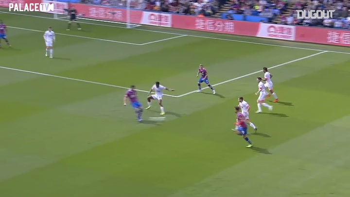 Michy Batshuayi's acrobatic strike vs AFC Bournemouth