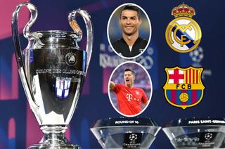 Definidos los cruces de cuartos y semifinales de la Champions League: Cristiano Ronaldo podría enfrentar al Real Madrid