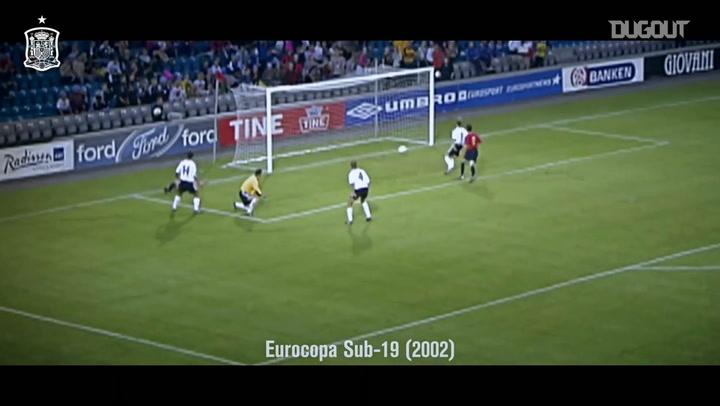 Los tres goles de Fernando Torres que le dieron títulos a España