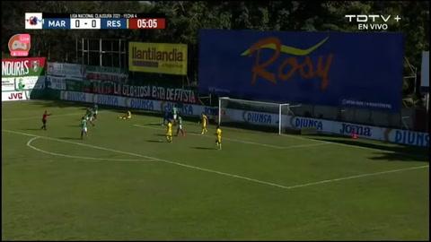Marathón 1-2 Real España (Liga Salvavida)