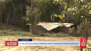 Serie: El Valle de Sula sigue a merced de las inundaciones