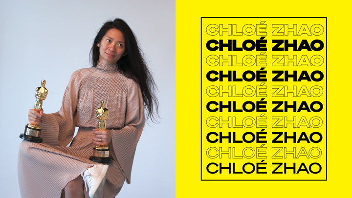 Uncovered: Behind Chloé Zhao's Post-Oscar Variety Cover Shoot