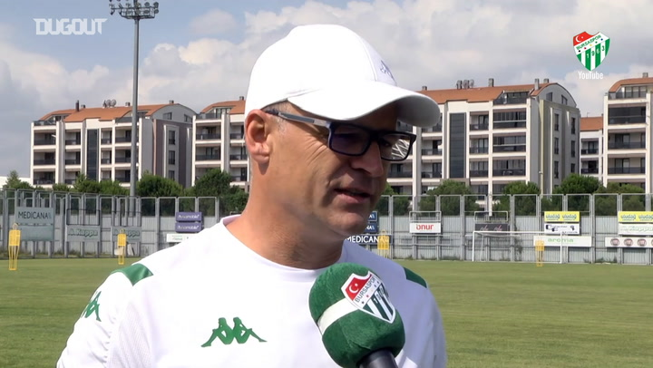 İrfan Buz, TFF 1.Lig Play Off'ları ile İlgili Konuştu