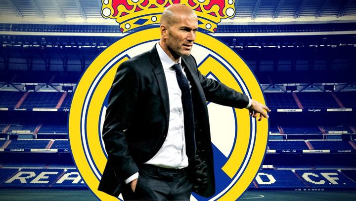 Zidane Sustituye A Solari Como Entrenador Del Real Madrid