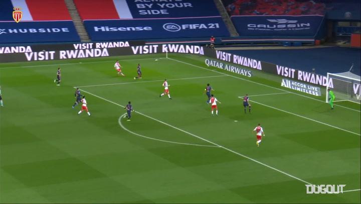 Sofiane Diop's great team goal vs Paris