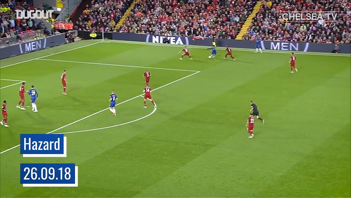 Chelsea's best goals at Anfield