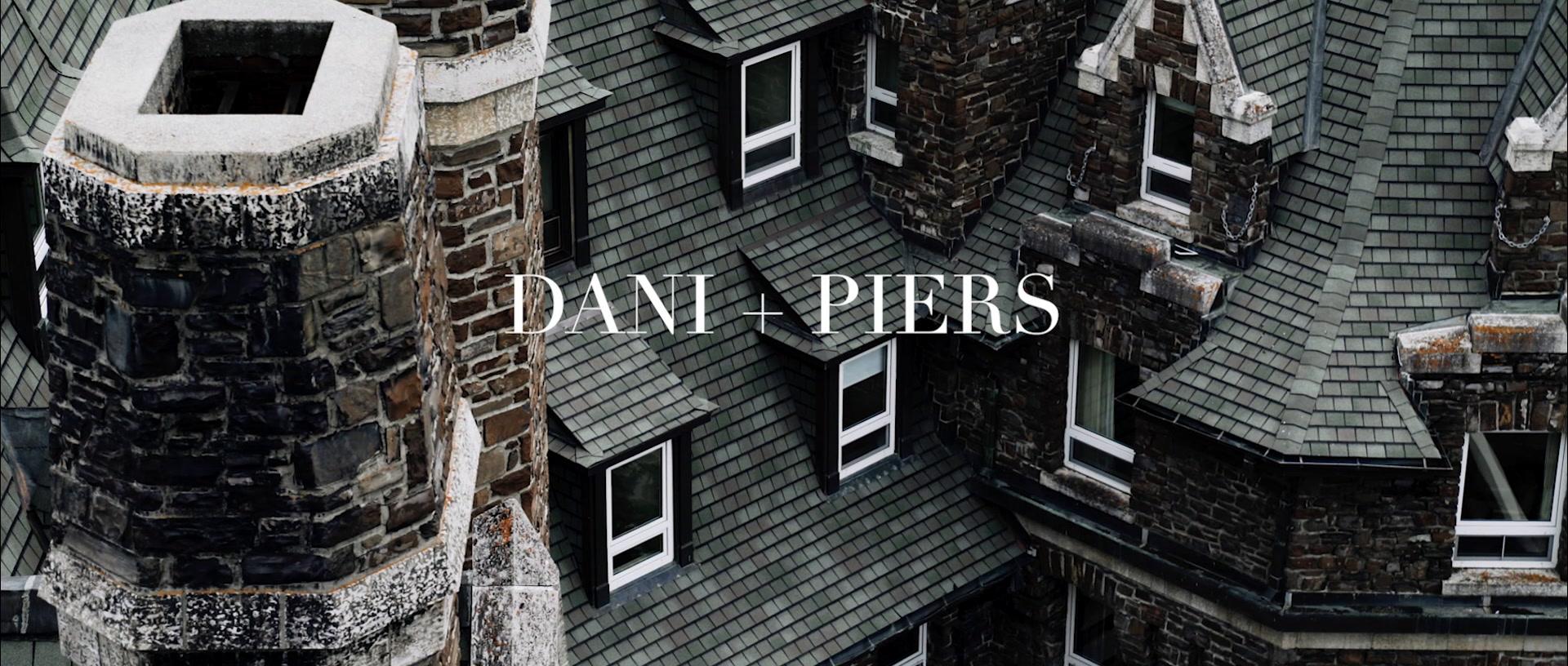 Dani + Piers   Banff, Canada   Fairmont Banff Springs