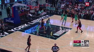 Aces Vs New York Liberty – Video Highlights