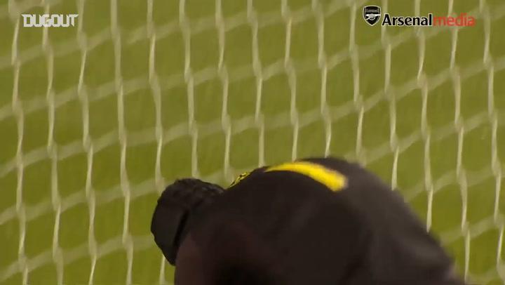 Arsenal enjoy shoot-out pre-season win over Chelsea