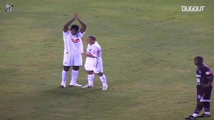Alex Sandro's stunning long-range goal vs Sertãozinho