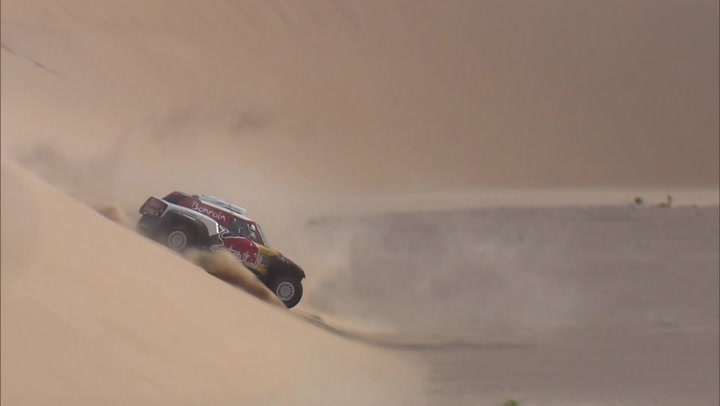 El resumen de la décima etapa del Dakar