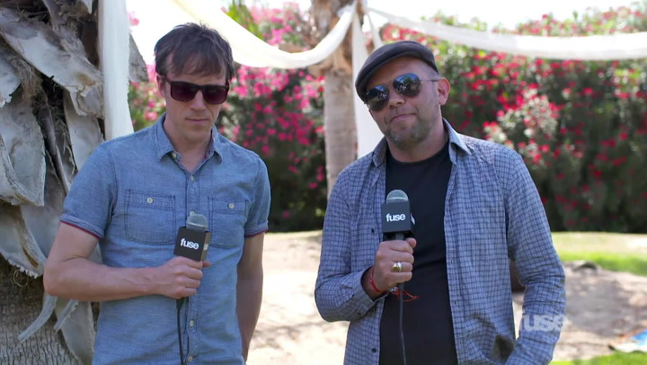 Coachella 2015: Ride Discuss Their Comeback, Future Album Plans