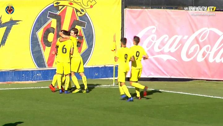 Highlights: Villarreal C 5-1 Paiporta CF
