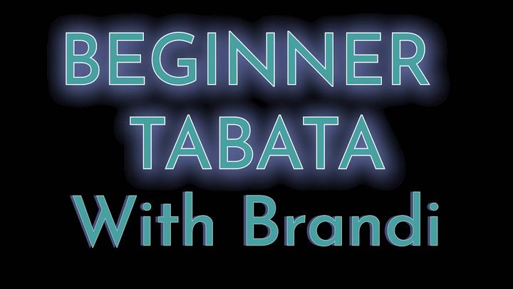 Beginner Tabata With Brandi