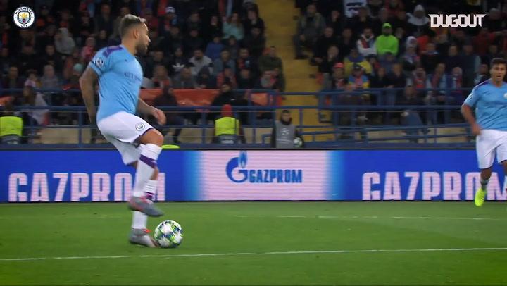 Shakhtar Donetsk 0-3 Manchester City Maç Özeti