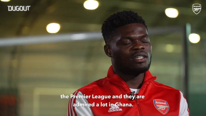 Thomas Partey keen to emulate the Premier League's top Ghanaian players